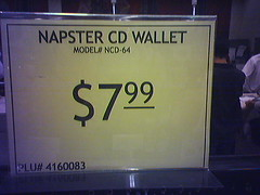 Napster what?