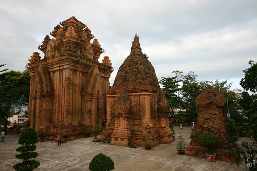 Po Nagar Cham Towers, Nha Trang.