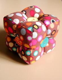 spotty cube