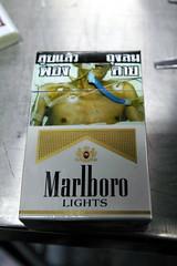 Smoking Skills (Mister Phill) Tags: delete10 delete9 thailand delete2 delete6 bangkok delete7 save3 delete8 delete3 cigar delete delete4 save save2 save4 save5 cigarettes 2007 marlborolights healthwarning smokingskills