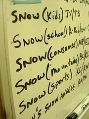 Snowgasm Rundown