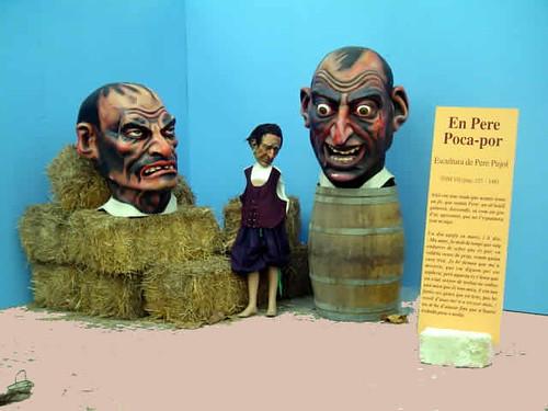 figuras de Pere Pujol