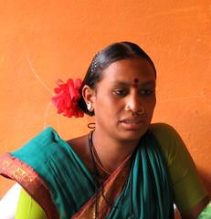 A lady from Paderu - by SriHarsha PVSS