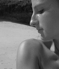 Selfportrait in Msumarini (K_is.sMore Design & Photography) Tags: africa beach kenya msumarini