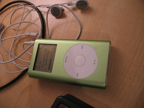 New old iPod Mini