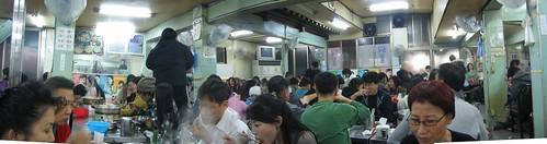 Restaurant in Dongdaemun, Seoul