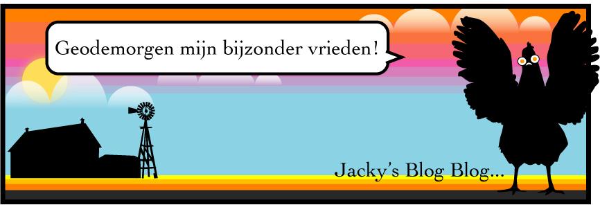 Jacky's Blog Blog