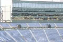 Boxes across (chubb0rz) Tags: stadium packers greenbay