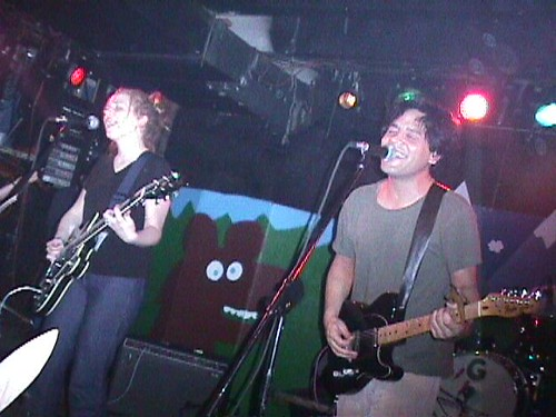 Ida at Simple Machines Records Finale Party, 1998