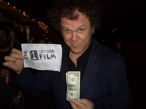 John C. Reilly becomes Associate Producer @ the Roller Derby
