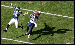 (throwinrocks!) Tags: philadelphia sports football shadows florida nfl gators eagles philadelphiaeagles chargers top20sports lincolnfinancialfield litoshepard