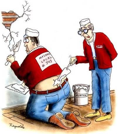 plumber's crack
