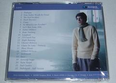 The Back of the Saint Ralph Soundtrack