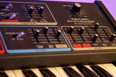 the little moog that could...