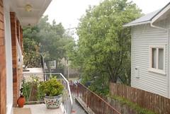 Neuseeland-Regen