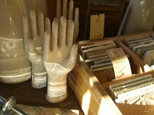 Glove Molds