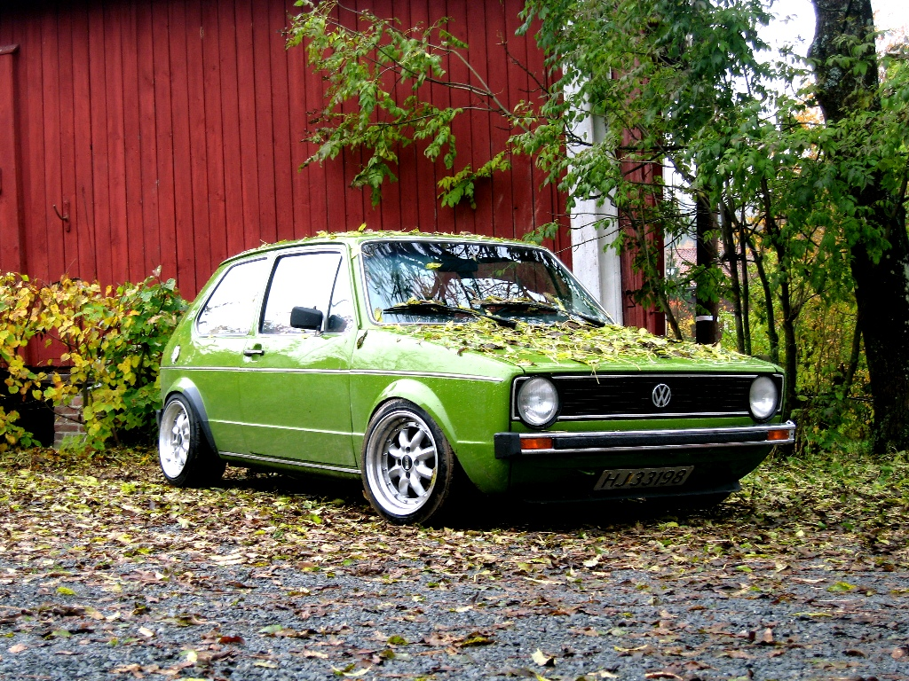 Golf Mk1 (Rabbit).