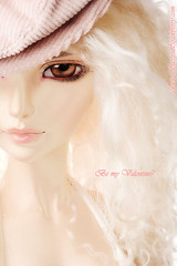 vday (Sassy Strawberry) Tags: doll dolls joy bjd dollfie superdollfie volks abjd dollfies cerberusproject sassystrawberry lisheparanoiadoll evildolly