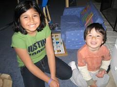 Anna and John Paul. (01/07)