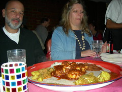 meskerem restaurant with mike sager, patti calhoun