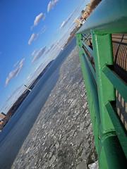 George Washington Bridge from Riverbank State Park (jschumacher) Tags: nyc hudsonriver georgewashingtonbridge riverbankstatepark