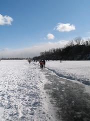 Ice Laneway