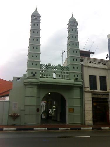 Masjid Jamae Chulia