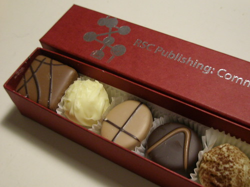 RSC Belgian Chocolates