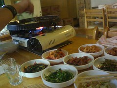 Samgyeopsal - Grilled Pork