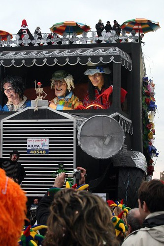 Big Scary Truck Float