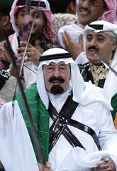 Saudi Arabian King