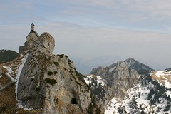 high church (ratsateit) Tags: alps church wendelstein top20bavaria top20bavaria20
