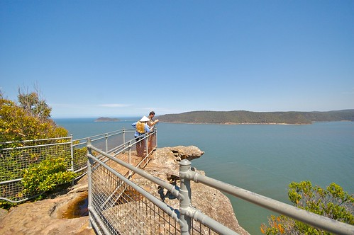 Warrah Lookout