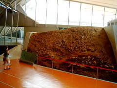 Earthquake Museum (pete4ducks) Tags: travel vacation heidi asia taiwan pete iphoto enhanced taichungcounty pete4ducks peteliedtke