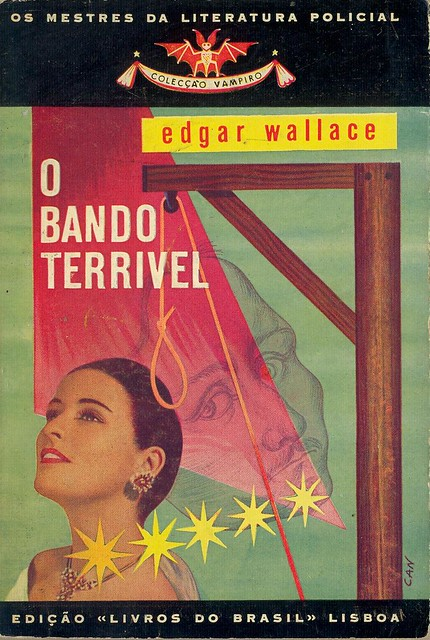 Cândido Costa Pinto, Edgar Wallace, The Terrible People, 1940s