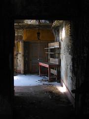Door onto Private