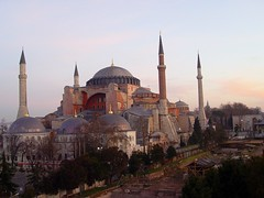 More Hagia Sofia at Dawn