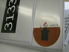 pom2 sticker