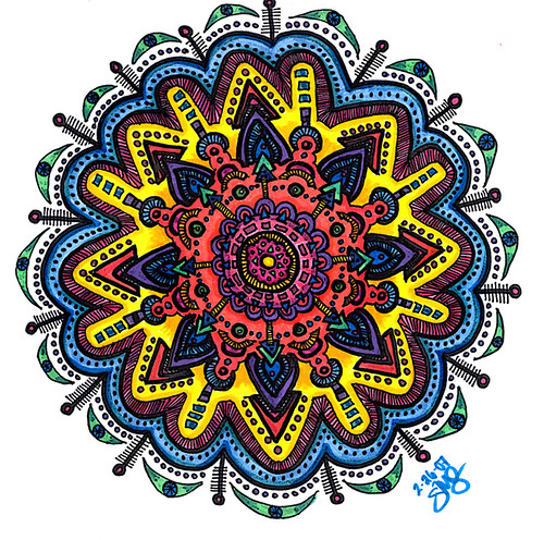 022607 Mandala - One of my favorites