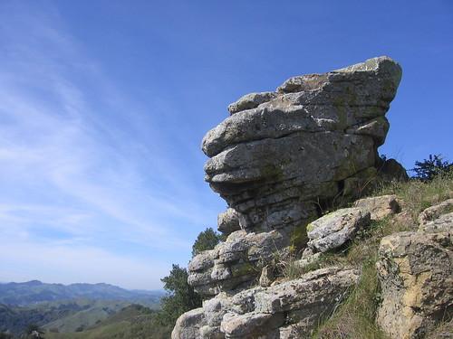 Impressive rocks