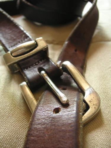 argentina leather belt buenosaires buckle scavengerhunt project365 photo365 032007 twtmesh110716