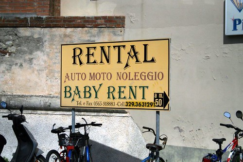 Let us help with your babyrental needs