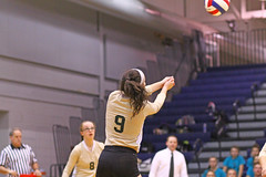IMG_8356 (SJH Foto) Tags: girls volleyball high school york delone catholic team teen teenager bump burst mode