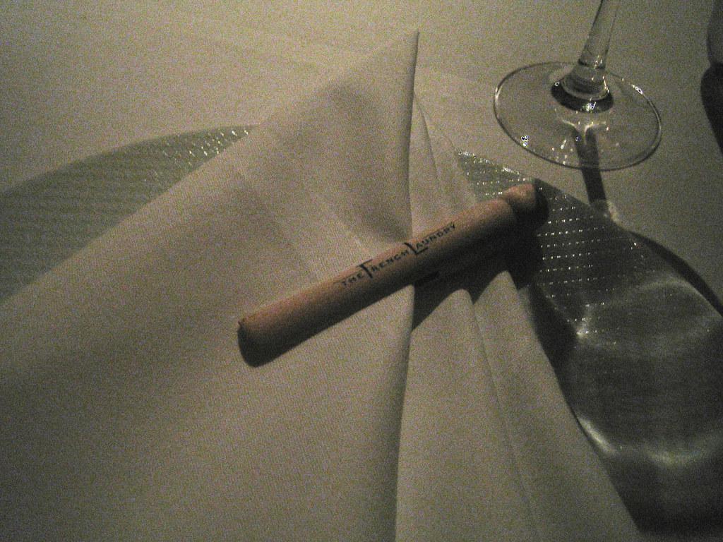 Signature Clothes Pin Napkin Holder