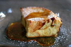 Boozy Baked French Toast