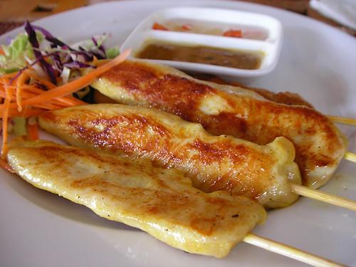 パンガン-salad beach resort restaurant