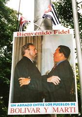 Bienvenido Fidel
