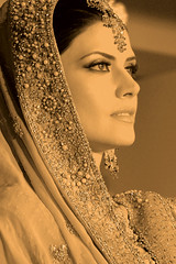 Classic (Ariaana) Tags: pakistan woman fashion bride model designer jewellery karma modelling lahore pakistanfashion ariaana