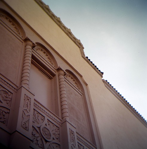 ATT building facade