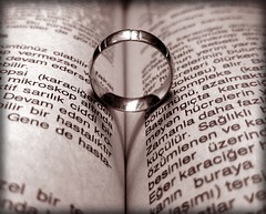 Ring & Love (Atilla1000) Tags: light love book shadows heart ring title ak kalp kitap yzk abigfave fotorafkraathanesi